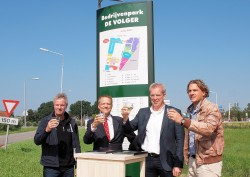 Intentieovereenkomst Parkmanagement De Volger en Gemeente